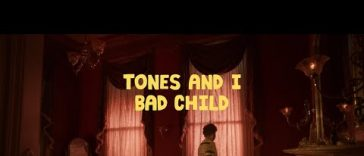 Tones and I finally releases her 'Bad Child' Offical Video Clip - Watch here!